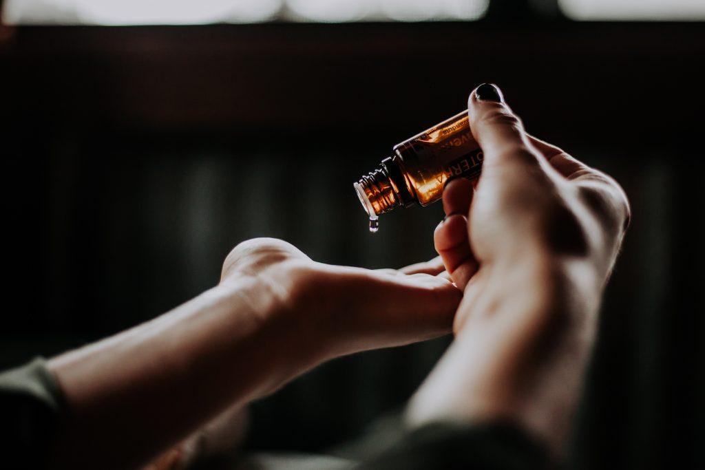 Massage styles aromatherapy